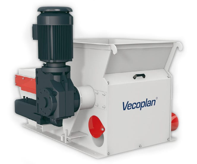 Vecoplan Wood Shredder